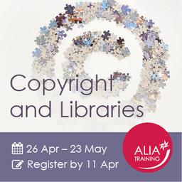 Copyright and Libraries